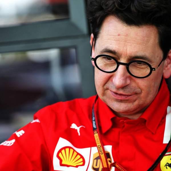 Ferrari CEO: Binotto role not under threat despite dismal F1 campaign