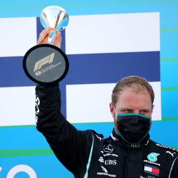 Bottas bemoans 'bad' season as F1 2020 title hopes slip away