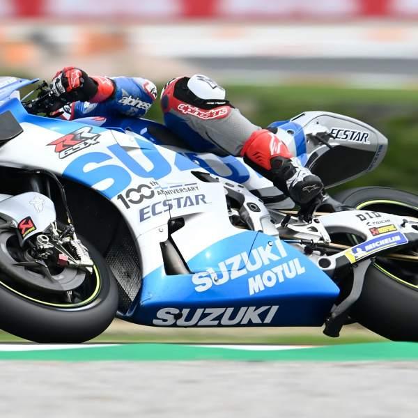 Alex Rins, Valencia MotoGP, 13 November 2020