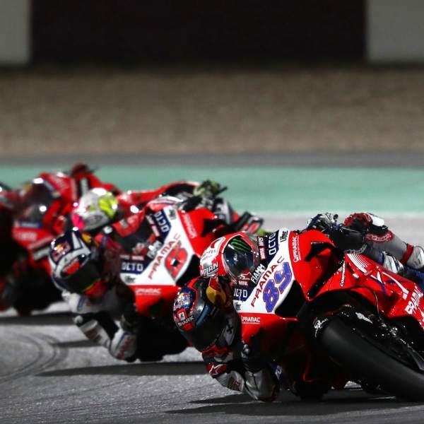 Jorge Martin , MotoGP race, Doha MotoGP, 4 April 2021