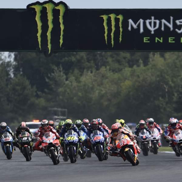 2018 MotoGP rider line-up