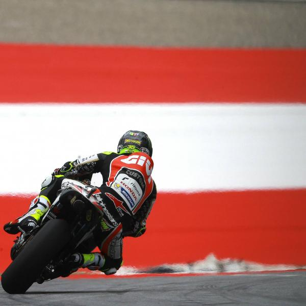 Crutchlow concerned by wet safety in Austria