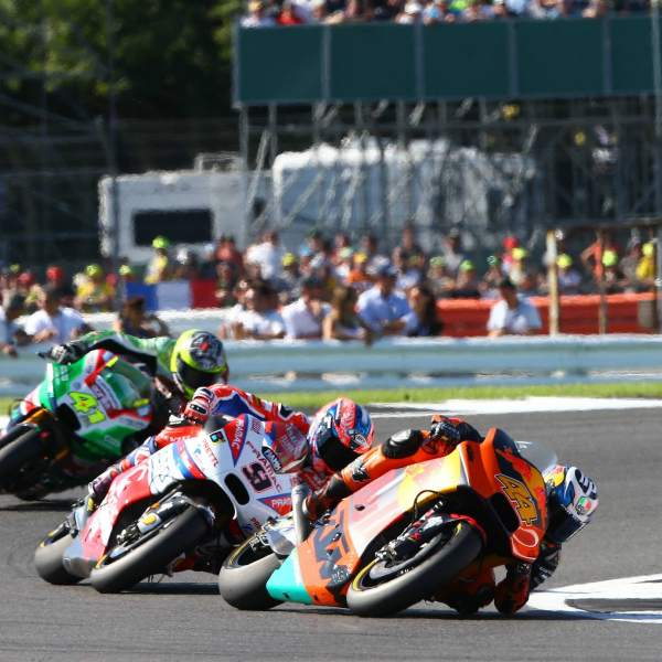 Pol Espargaro: At least it happened after the finish!