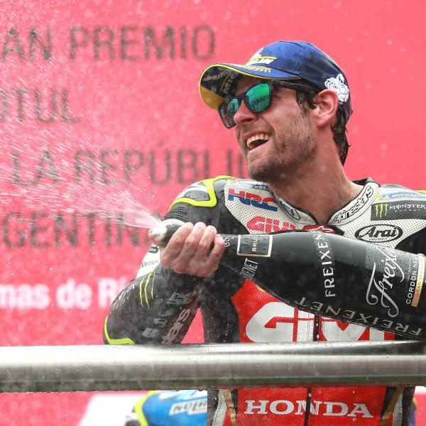 'We can still improve' - Crutchlow, LCR on top of the world