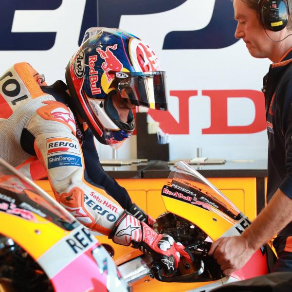 Pedrosa to announce future at Sachsenring