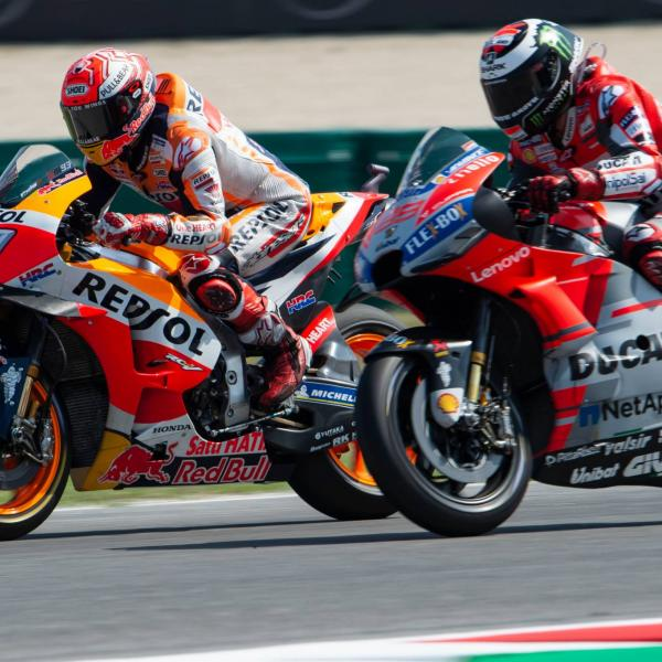 Video: Marquez: 'Lorenzo surprise of the season'
