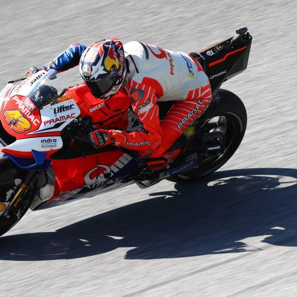 Misano MotoGP test times - Friday (1pm)