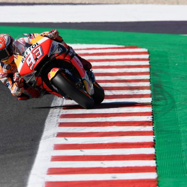 Marquez: Track limit penalties need to be assessed