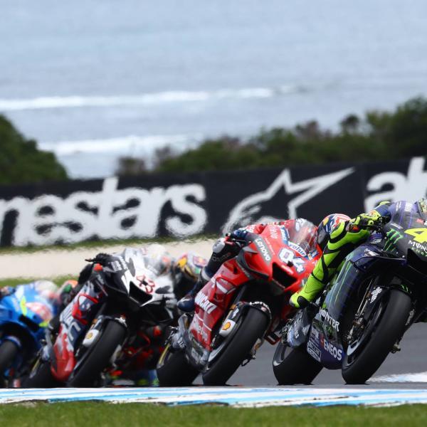 MotoGP Australia - Peringkat Pembalap