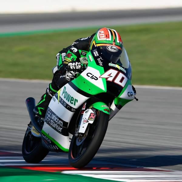 Darryn Binder, Moto3, Catalunya MotoGP. 26 September 2020
