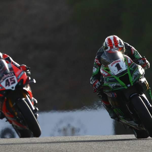 WorldSBK Jerez - Superpole Race Results