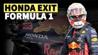 Why is Honda leaving F1 now?