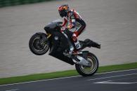 Bradl, Valencia MotoGP test, November 2012