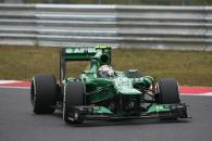 06.10.2013- Race, Giedo Van der Garde (NED), Caterham F1 Team CT03