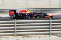 Daniel Ricciardo (AUS) Red Bull Racing RB10.21.02.2014. Formula One Testing, Bahrain Test One, Day
