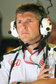 25.08.2006 Istanbul, Turkey, Nick Fry (GBR), Honda Racing F1 Team, Chief Executive Officer - Formula