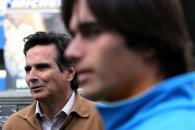 21.10.2006 Sao Paulo, Brazil, Nelson Piquet Jr (BRA), Test Driver, Renault F1 Team and father Nelson