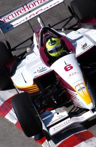 Bruno Junqueira, Newman-Haas Racing Lola-Ford, 2004 Molson Indy Vancouver