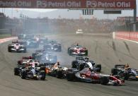 Start, Turkish F1, Istanbul Park, 24th-26th August, 2007