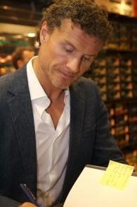 Book launch for David Coulthard, The Autobiography, It Is What It Is. Pole Position, Regent Street.