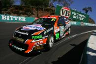 Greg Murphy (NZ) Jason Richards (NZ) Firepower Tasman Commodore finished 4th outright