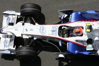 Robert Kubica (POL) BMW Sauber.F1.08, French F1 Grand Prix, Magny Cours, France, 20th-22nd, June, 20