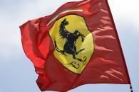 Ferrari Flag, French F1 Grand Prix, Magny Cours, France, 20th-22nd, June, 2008