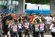 Red Bull Rookies Cup, Indianapolis MotoGP 2008