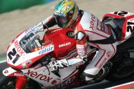 Bayliss, French WSBK 2008