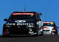 Todd Kelly, Shane Price, (Aust) Jack Daniels Perkins Engineering Commodore Supercheap Bathurs
