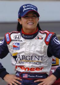 Danica Patrick, Indianapolis Motor Speedway 2005.