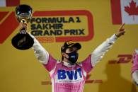 1st place Sergio Perez (MEX) Racing Point F1 Team RP19.