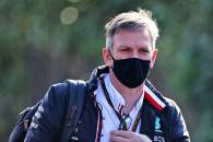 James Allison (GBR) Mercedes AMG F1 Technical Director.