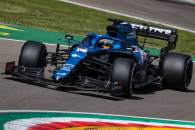 Fernando Alonso (ESP), Alpine F1 Team