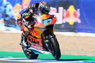 Remy Gardner, Moto2, Spanish MotoGP, 1 May 2021