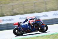 Roberts on pole for Moto2 Czech Grand Prix at Brno 2020