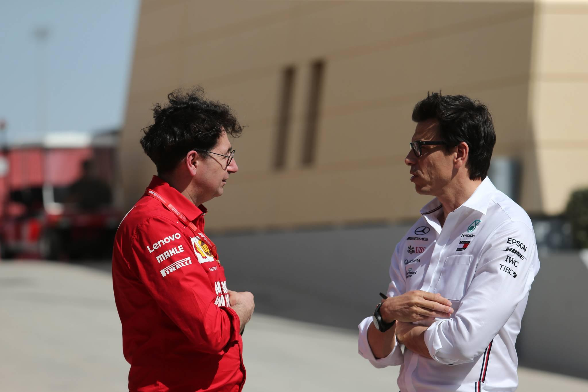 Image result for toto wolff binotto